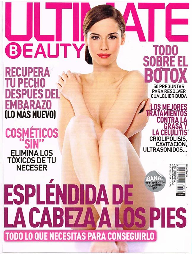 ULTIMATE BEAUTY MARZO PORTADA