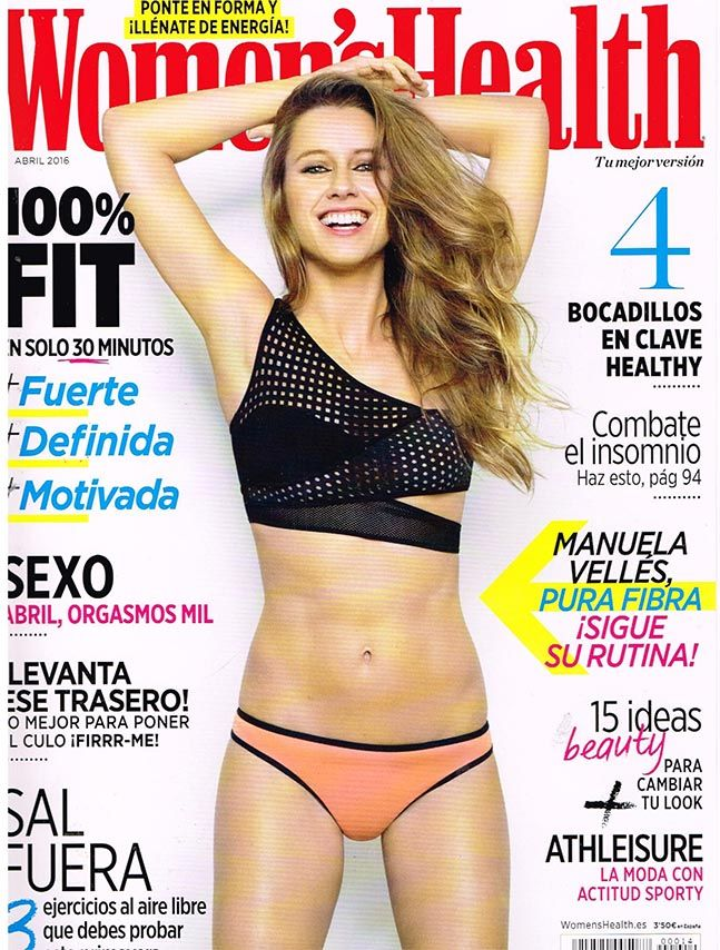 WOMEN´S HEALTH_ABRIL_MIRA+CUETO_PORTADA