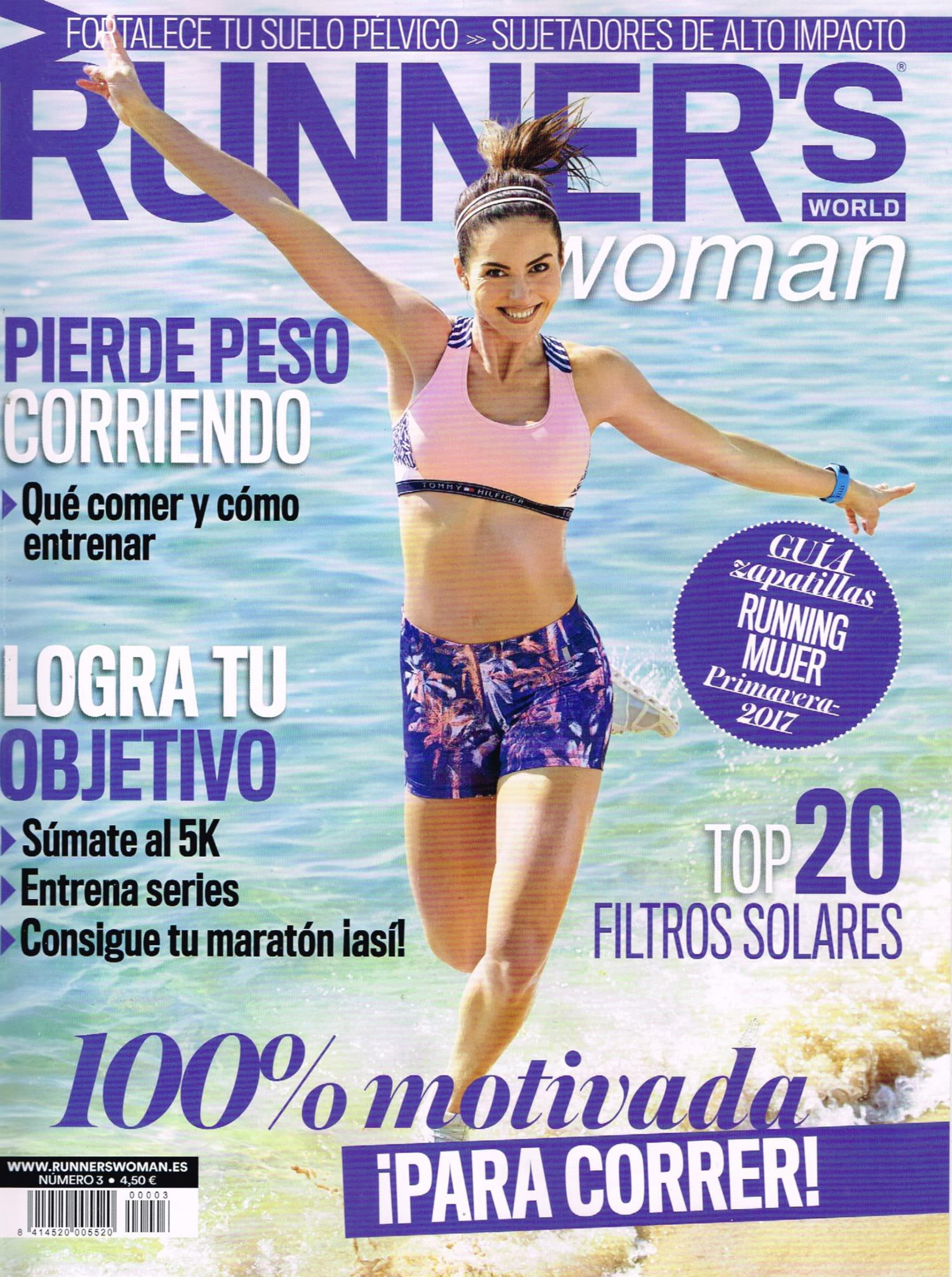 RUNNERS WORLD WOMAN_MAYO_MIRA+CUETO-1 portada