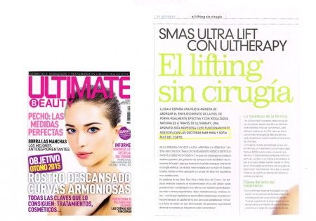 Ultimate Beauty agosto 2015